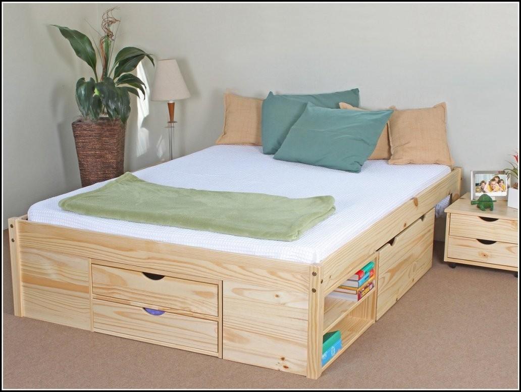 Bett Mit Stauraum 120X200  Betten  House Und Dekor Galerie 0A1Na3Awqg von Bett 120X200 Mit Stauraum Photo