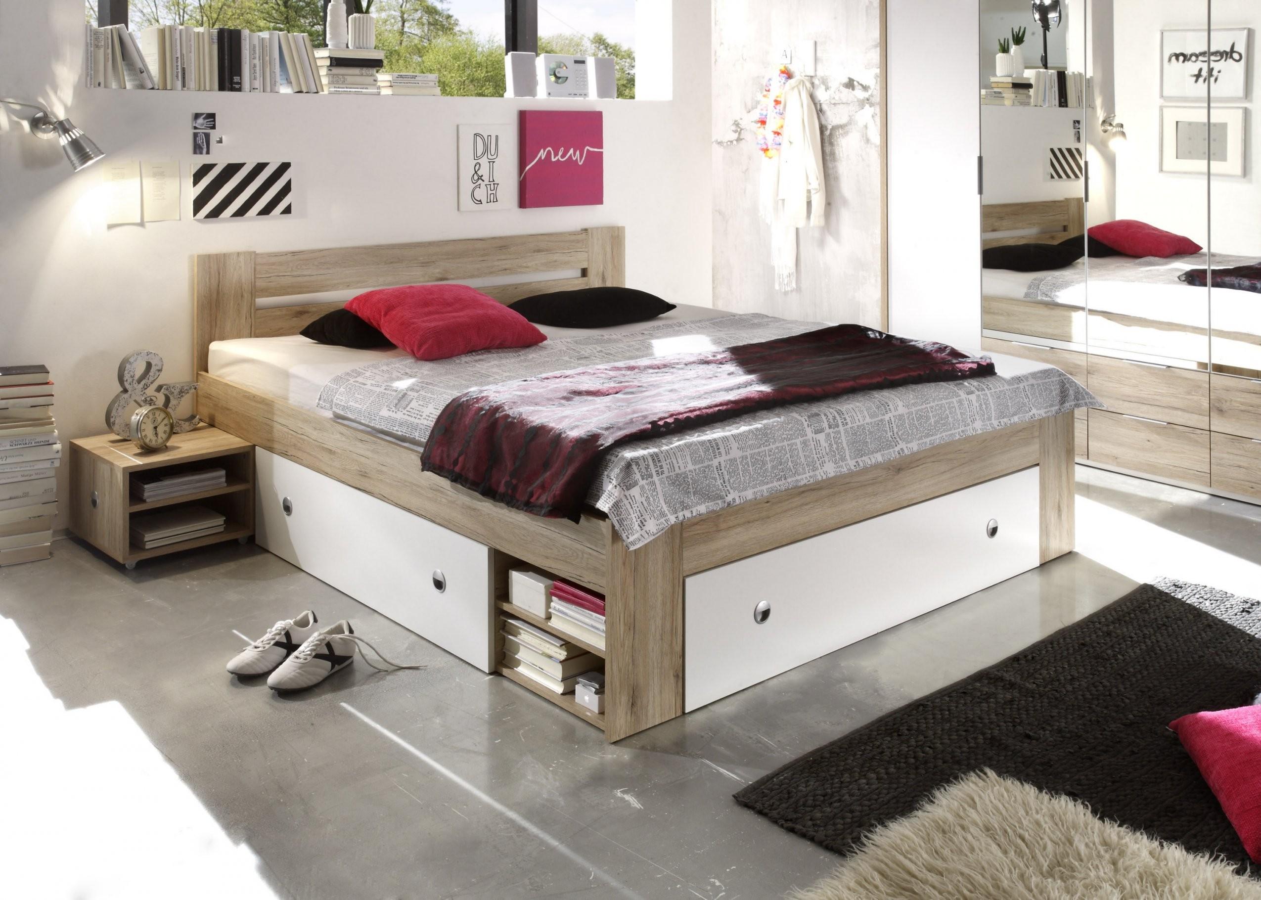 Bett Mit Stauraum 140X200 Ansprechend Auf Kreative Deko Ideen Für von Bett Mit Stauraum 140X200 Bild
