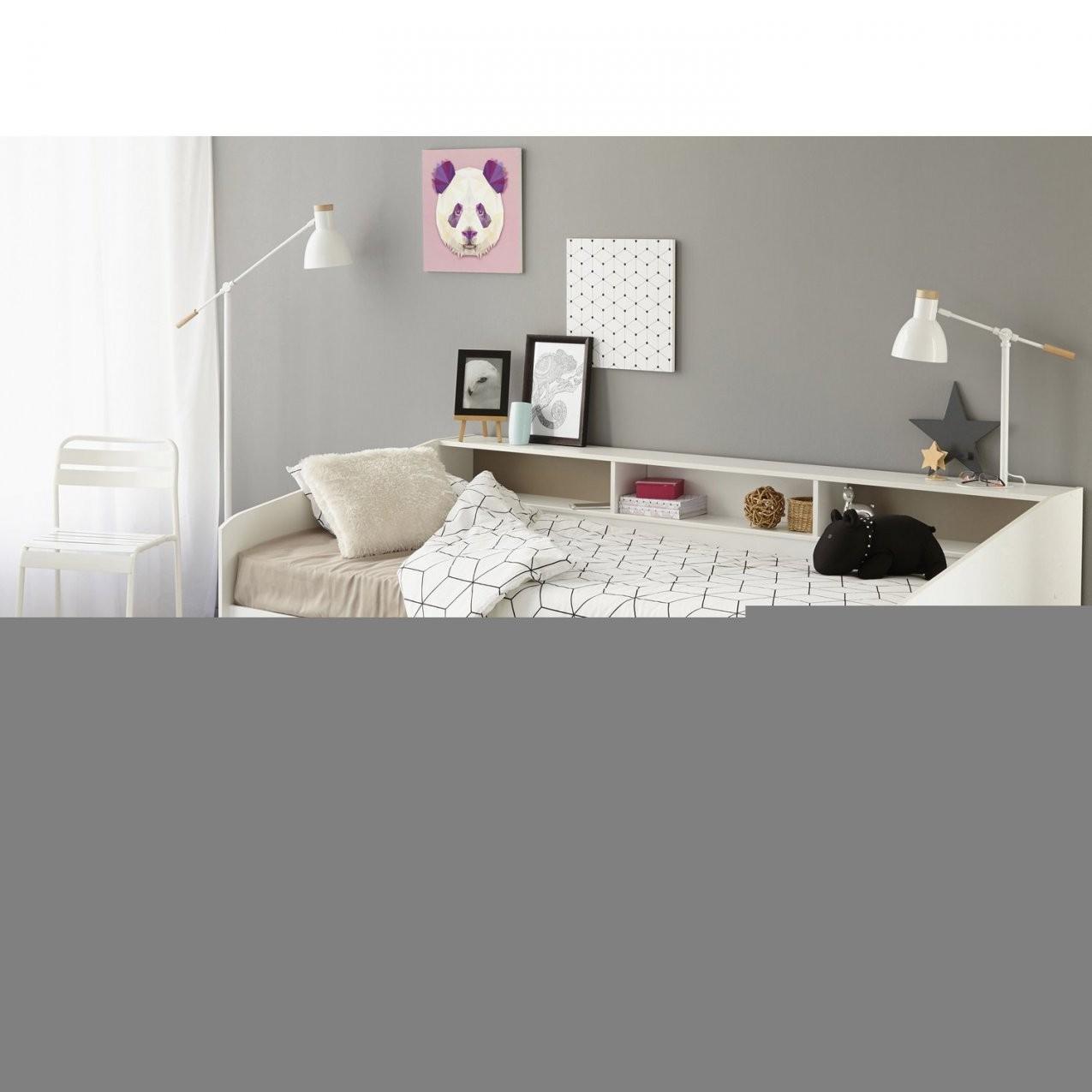 Bett Online Kaufen Bei Obi von Stauraum Bett 120X200 Bild
