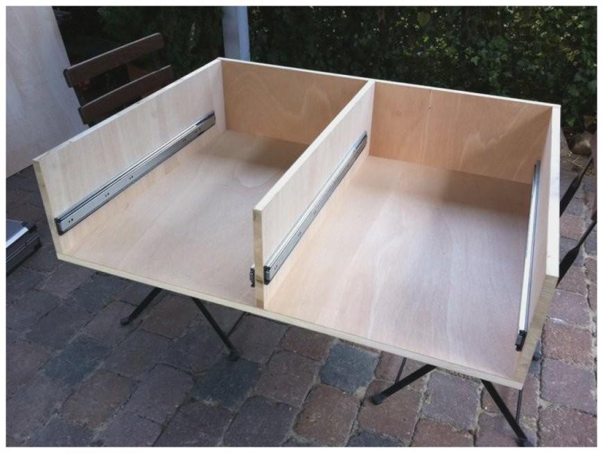 Bett Selber Bauen Schubladen – Einzigartige Bett Schubladen Selber von Bett Mit Schubladen Selber Bauen Bild