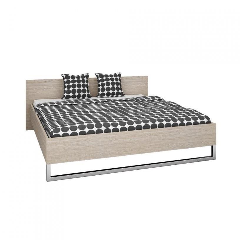 Bett Style (160X200 Eiche)  Dänisches Bettenlager von Bett 160X200 Dänisches Bettenlager Bild
