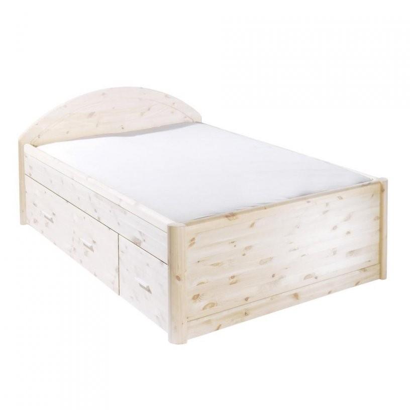 Bett Tina (160X200 Cm Weiß Lackiert)  Dänisches Bettenlager von Bett 160X200 Dänisches Bettenlager Bild