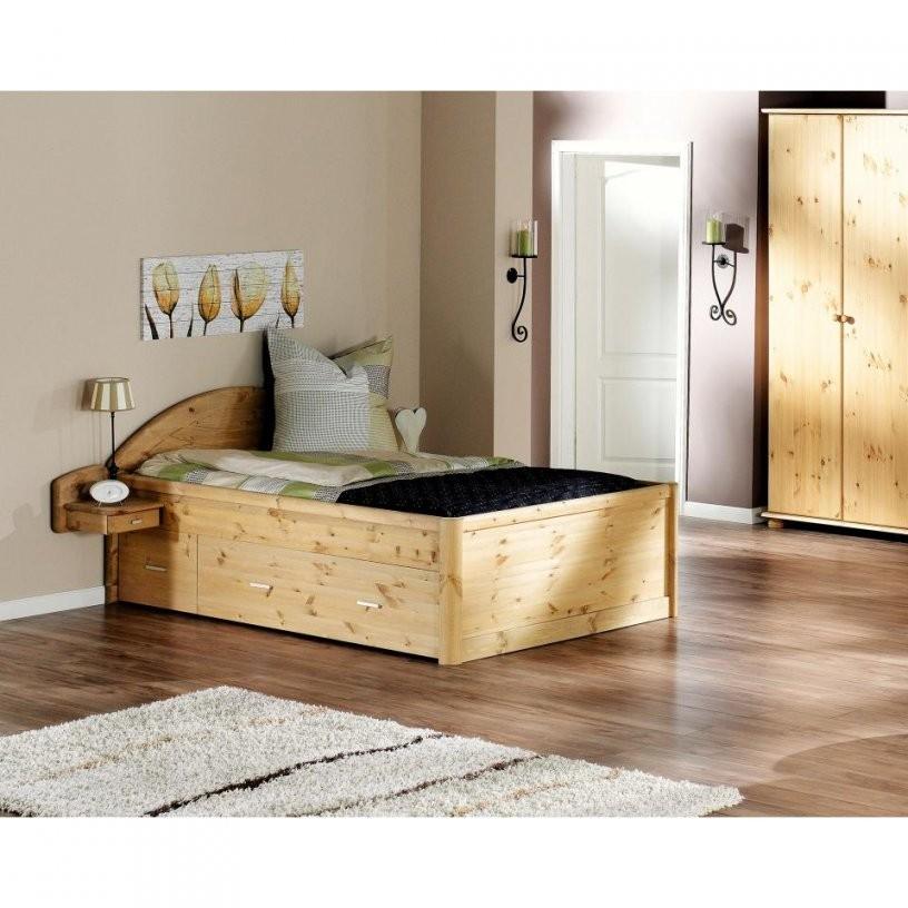 Bett Tina  Kiefer  180X200  Dänisches Bettenlager von Bett Mit Bettkasten 180X200 Dänisches Bettenlager Photo
