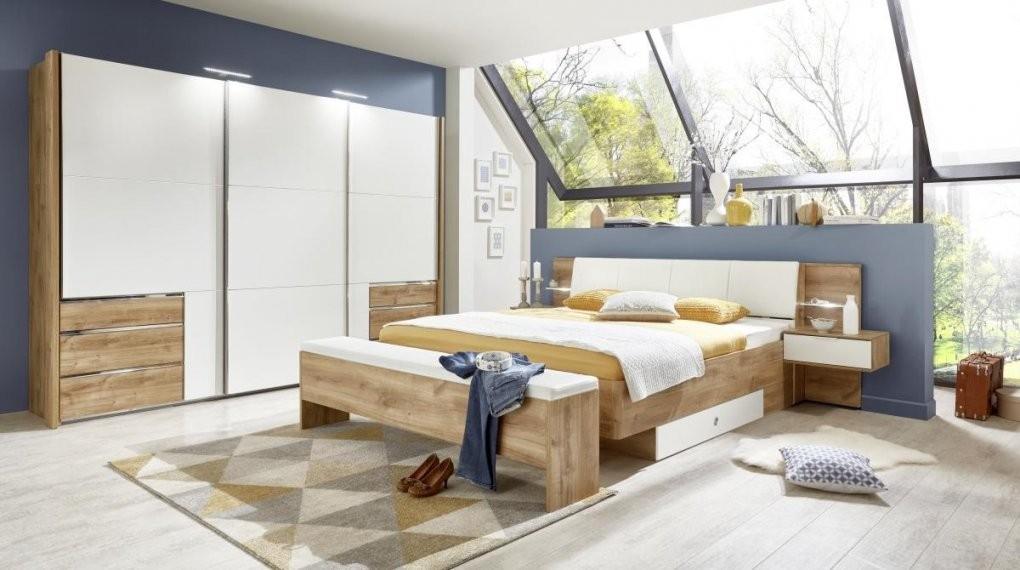 Bettanlage Coimbra Plankeneiche Nachbildungweiß 180 Cm ▷ Online von Bett 180X200 Poco Photo