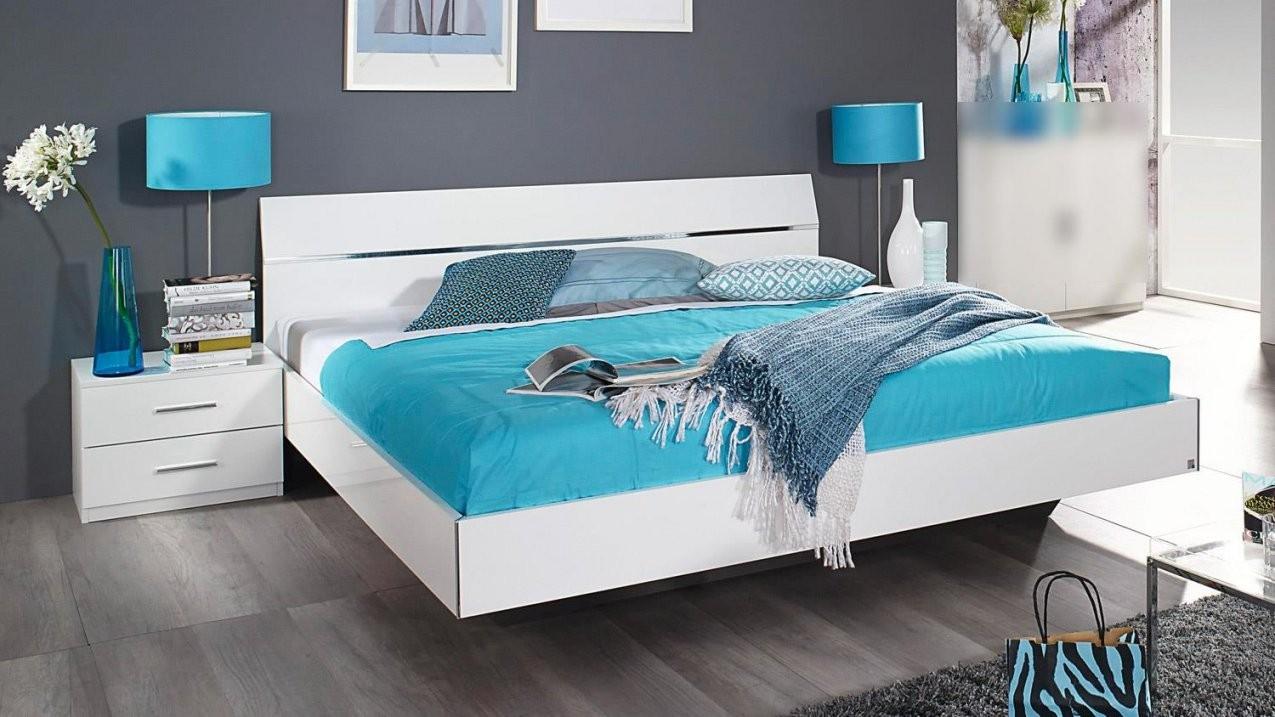 Bettanlage Starnberg Bett Nako In Weiß Hochglanz 180X200 von Rauch Bett 180X200 Bild