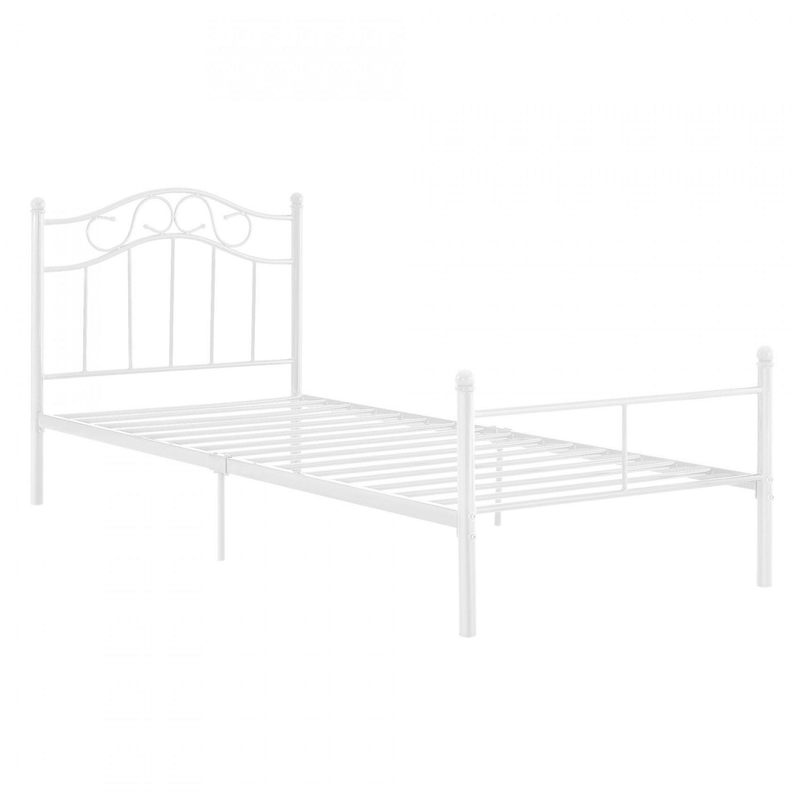 Betten 120X200 Cm Günstig Online Kaufen  Real von Bett 120X200 Metall Photo