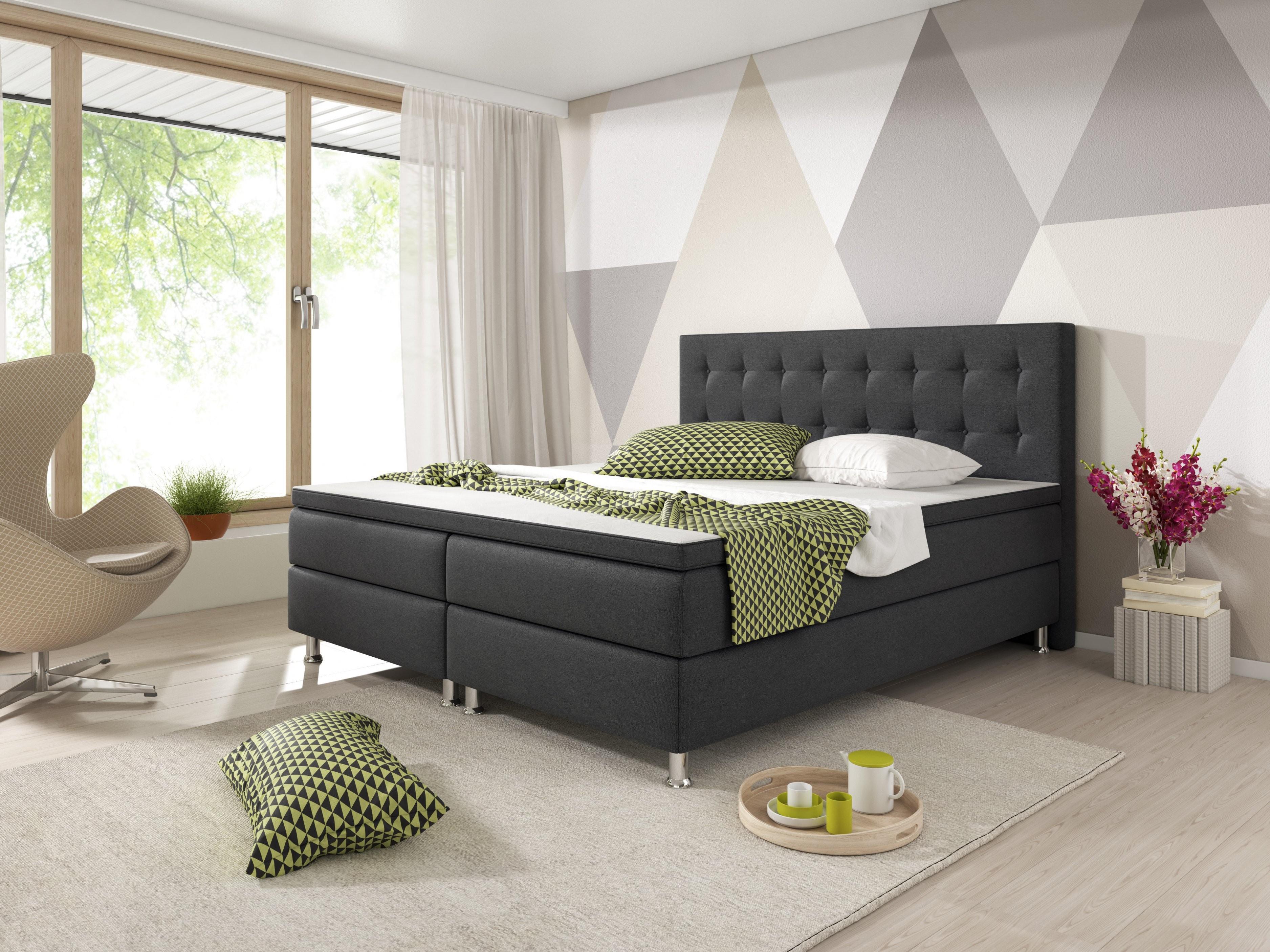 Betten Günstig Online Kaufen  Real von Bett Günstig 180X200 Bild