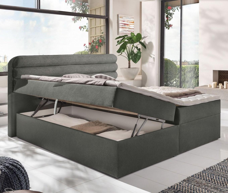 Betten Mit Stauraum  Stauraumbetten Günstig Kaufen  Betten von Bett Mit Stauraum 120X200 Bild