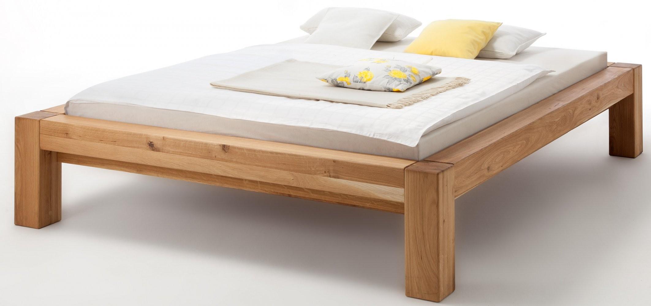 Bettgestell 140X200 Holz Beste Bett Massiv Massivholzbett Buche von Bettgestell Holz 140X200 Photo