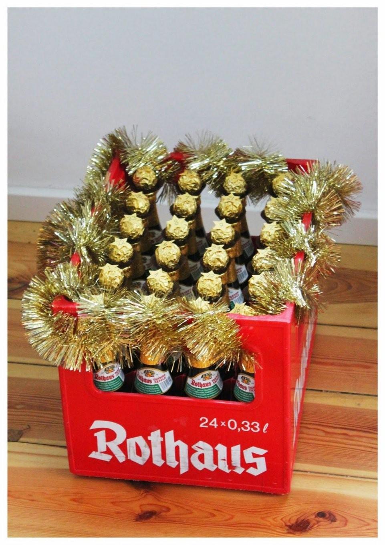 Bieradventskalender Für Männer Mit Rocher Beercalendar  Meine von Bier Adventskalender Selber Machen Photo