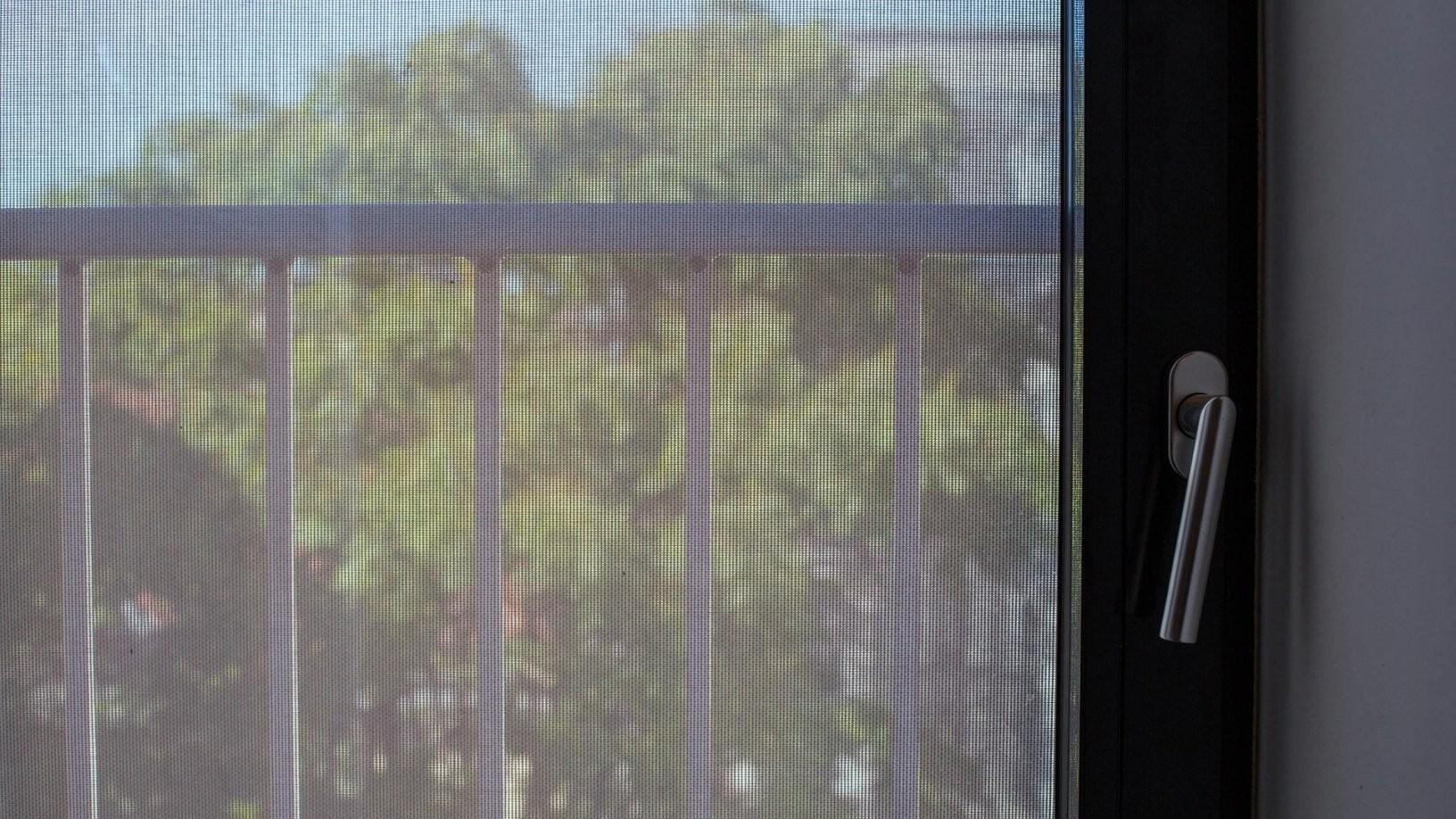 Blinos – Das Erste Außenrollo Zum Klemmen Ohne Bohren Ohne von Fenster Rollos Außen Photo