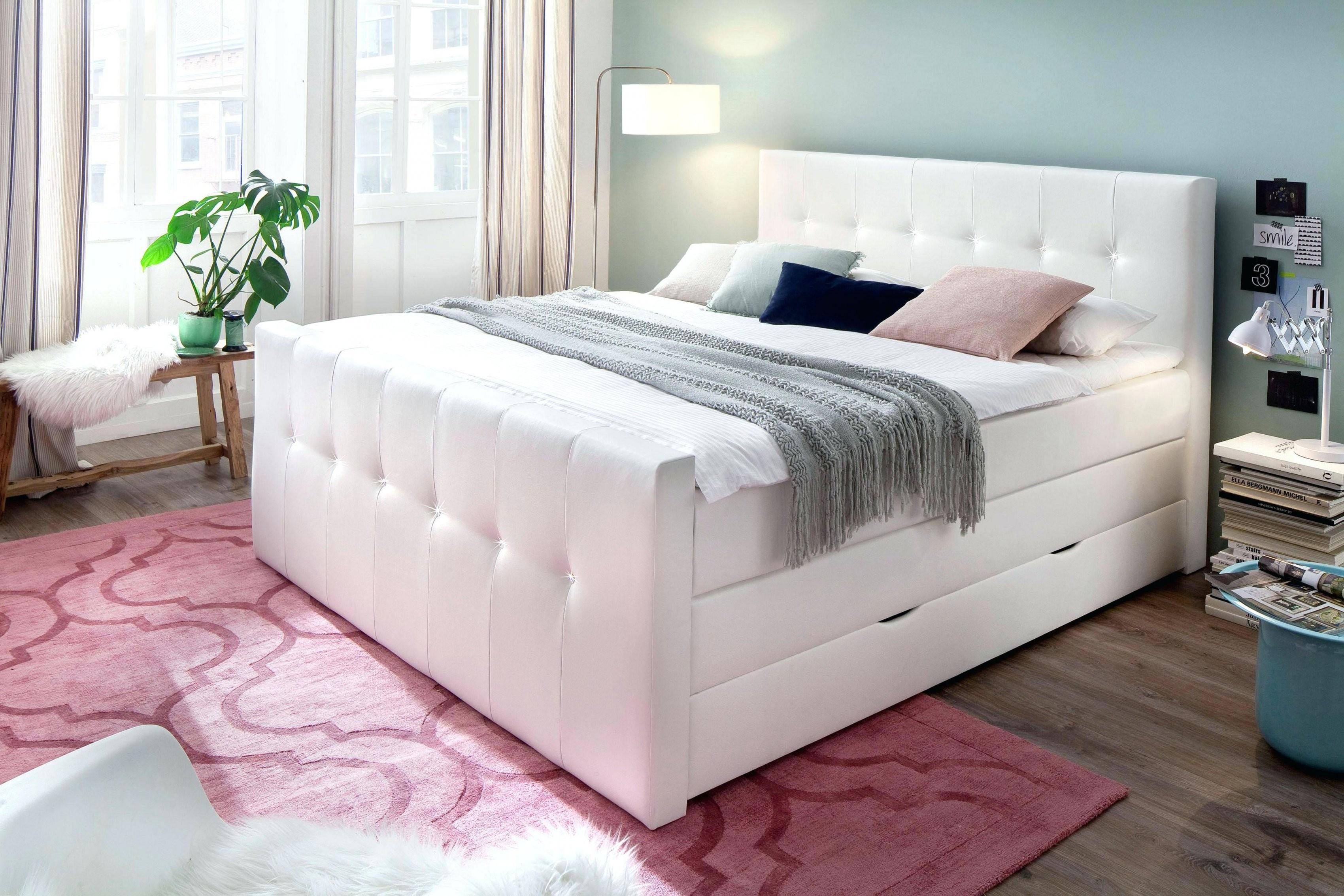 Boxspringbett Mit Bettkasten 180×200 Full Size Of Betten von Boxspringbett 140X200 Baur Bild