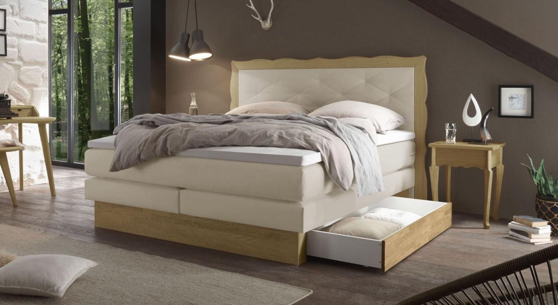 Boxspringbetten Mit Bettkasten Und Stauraum Online Kaufen  Betten von Boxspring Bett Mit Schubladen Photo