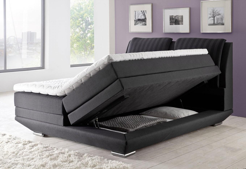 Boxspringbetten Mit Bettkasten  Wie Sinnvoll Ist Diese Variante von Normales Bett Oder Boxspring Photo