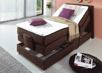Boxspringbetten Und Andere Betten Von Bader Online Kaufen Bei Möbel von Boxspringbett Mit Motor 140X200 Photo