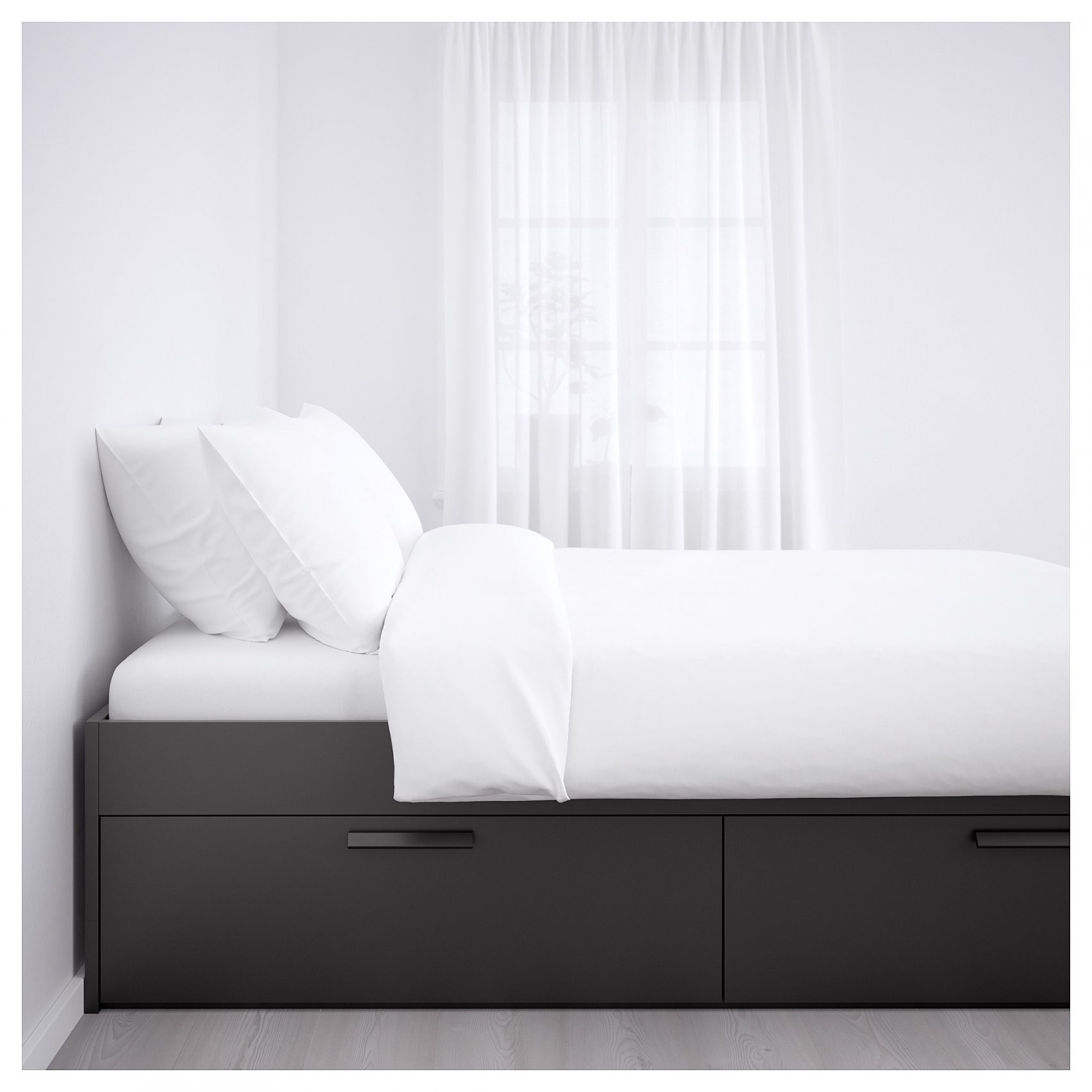 ikea brimnes bed natuurlijke der hervorragend ikea schrank. Black Bedroom Furniture Sets. Home Design Ideas