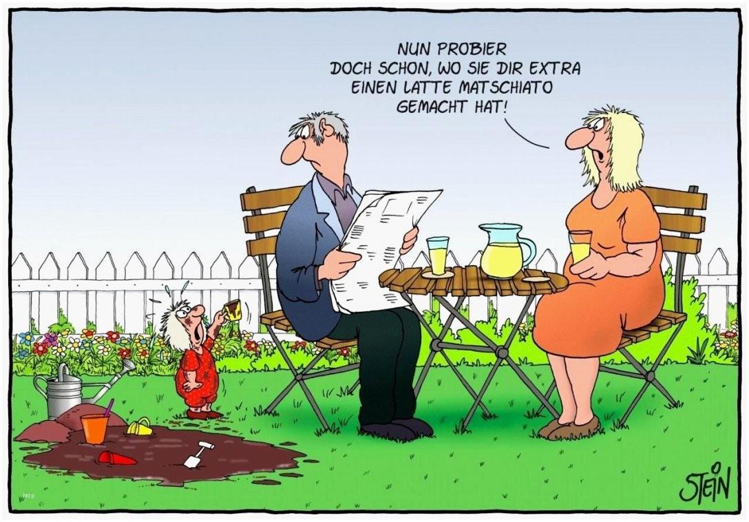 Cartoon Geburtstag Gut Latte Macchiato Im Garten Uli Stein von Uli Stein Garten Photo