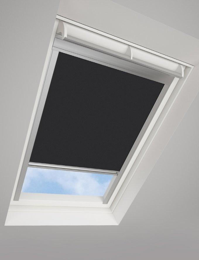 Darkona Dachfenster Rollo Für Velux  Rabe  Darkona von Rollos Für Velux Fenster Bild