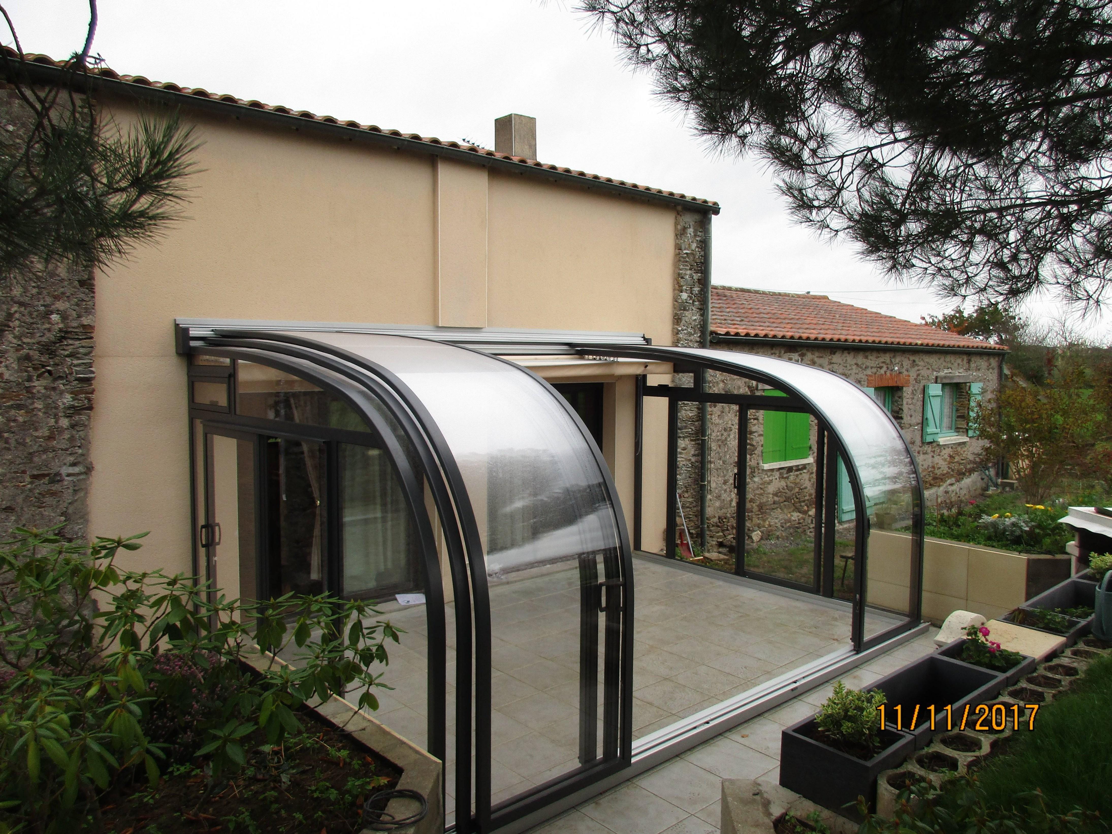 Das Elegant Beste Von Terrassenüberdachung Selber Bauen Glas Stellen von Terrassenüberdachung Glas Selber Bauen Bild