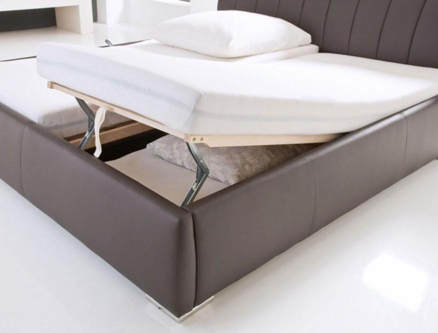 Dekorationen Faszinierend Bett Bettkasten 180X200 Polsterbett von Doppelbett Mit Bettkasten 180X200 Photo