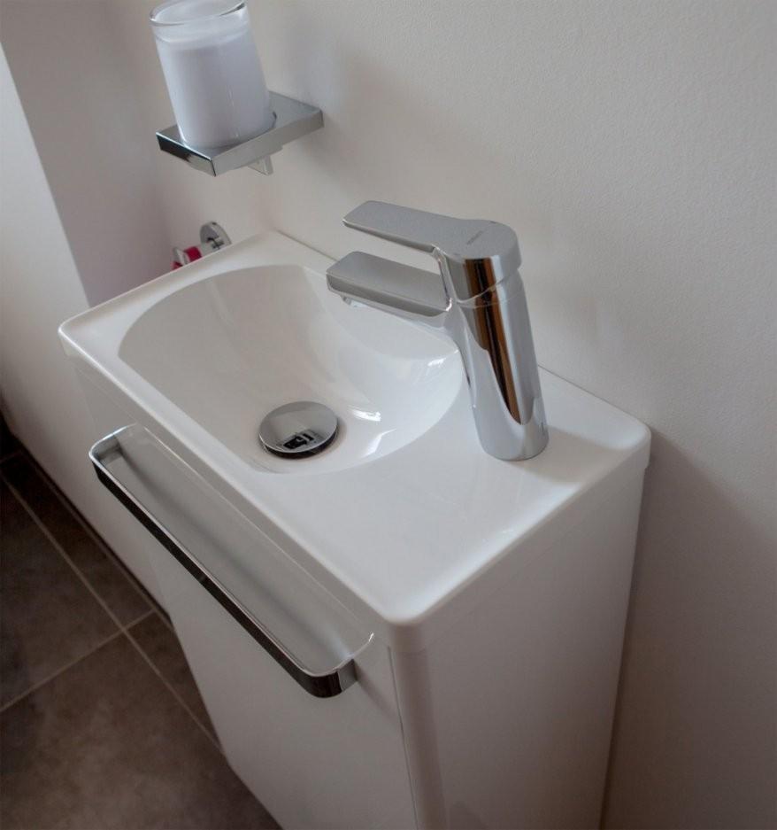 Dekorationen Spannende Waschbecken Kleines Gaeste Wc Kleine von Kleines Waschbecken Mit Unterschrank Für Gäste Wc Bild