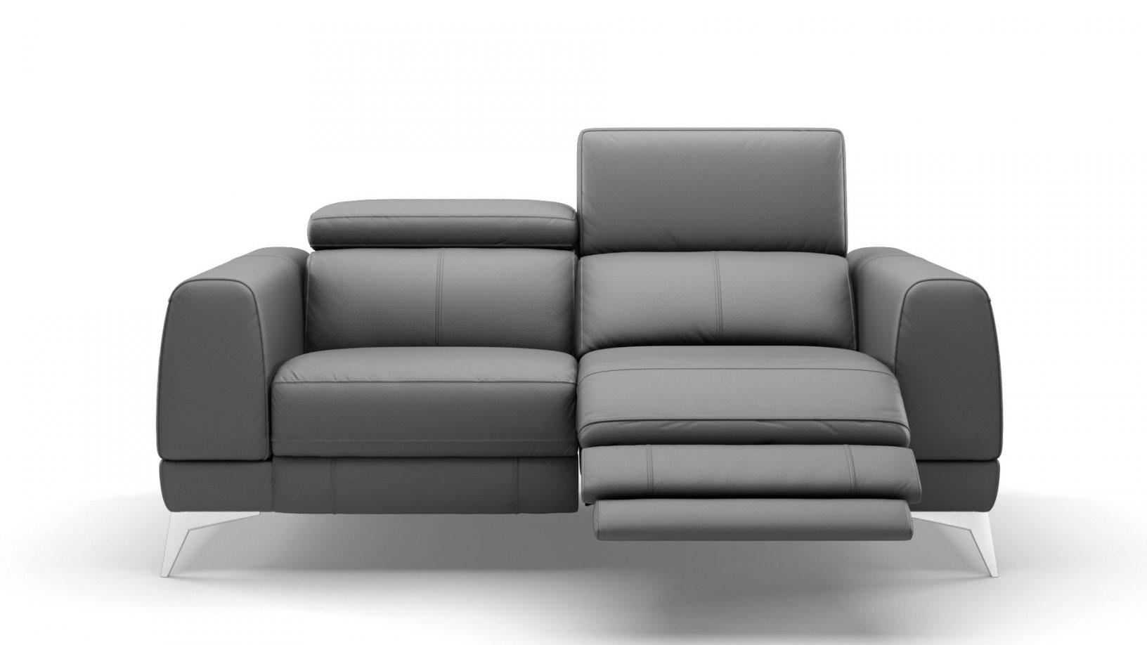 Designer Couch Marino  Sofa Mit Relaxfunktion  Sofanella von Zwei Sitz Sofa Photo