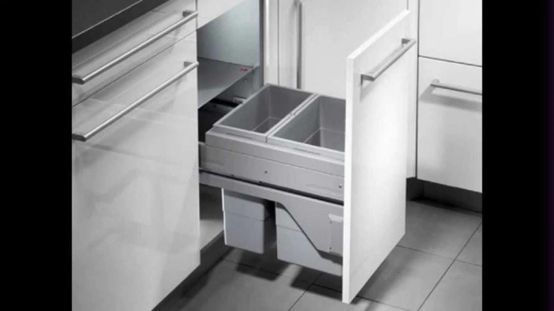 Die 10 Besten In Mülltrennsysteme  Top 10 Bestseller In von Mülleimer Küche Automatischer Auszug Photo