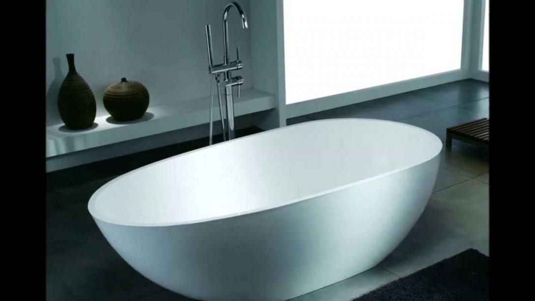 Die Exklusive Freistehende Badewanne Aus Mineralguss Von Bädermax von Ikea Badewanne Freistehend Photo