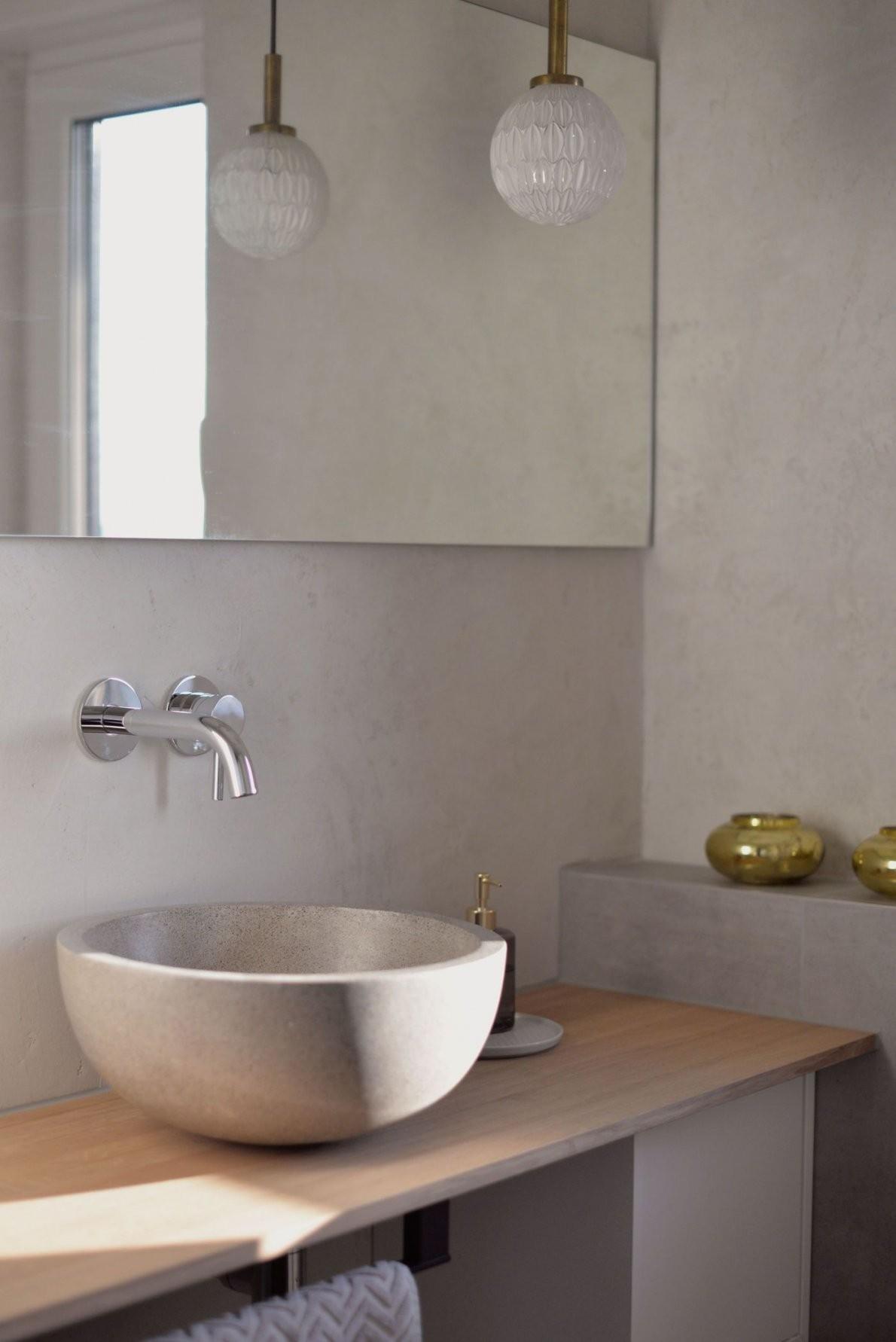 Die Schönsten Einrichtungsideen Für Das Gäste Wc von Waschbecken Kleines Gaeste Wc Photo