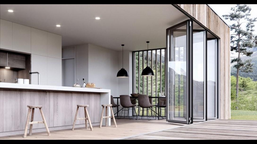 Die Solarlux Glasfaltwand Weit Mehr Als Nur Ein Fenster  Youtube von Terrassen Falttüren Selber Bauen Photo