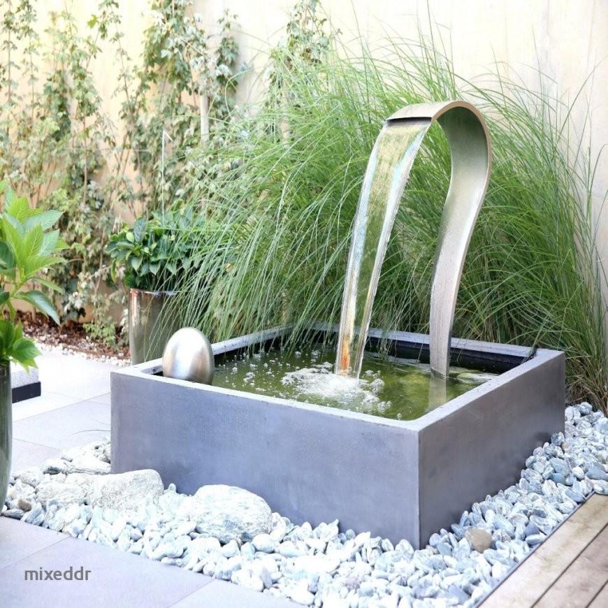Die Stilvoll Wasserspiel Garten Selbst Bauen – Mixed Dr von Wasserspiel Garten Stein Bild