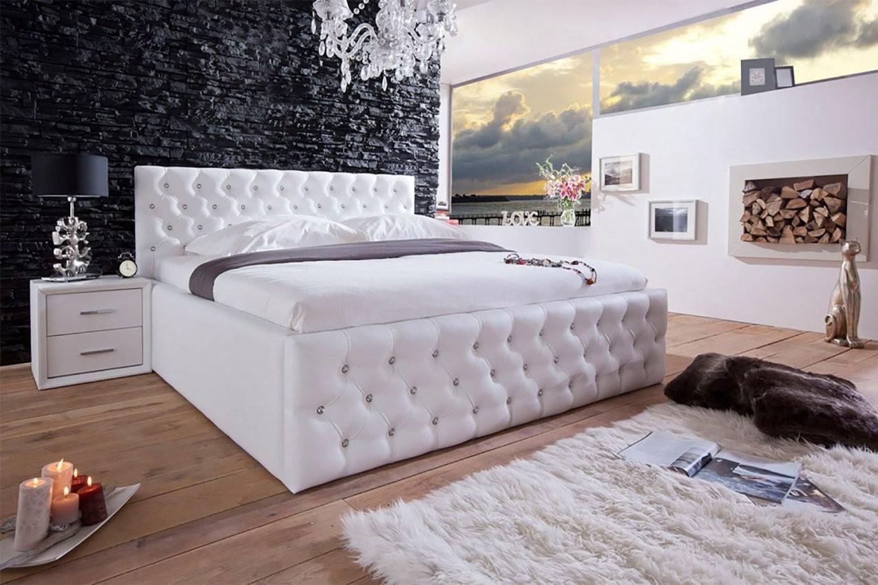Dilara Polsterbett Dubai Mit Bettkasten 140X200160X200 180X200 von Bett Mit Bettkasten 200X200 Bild