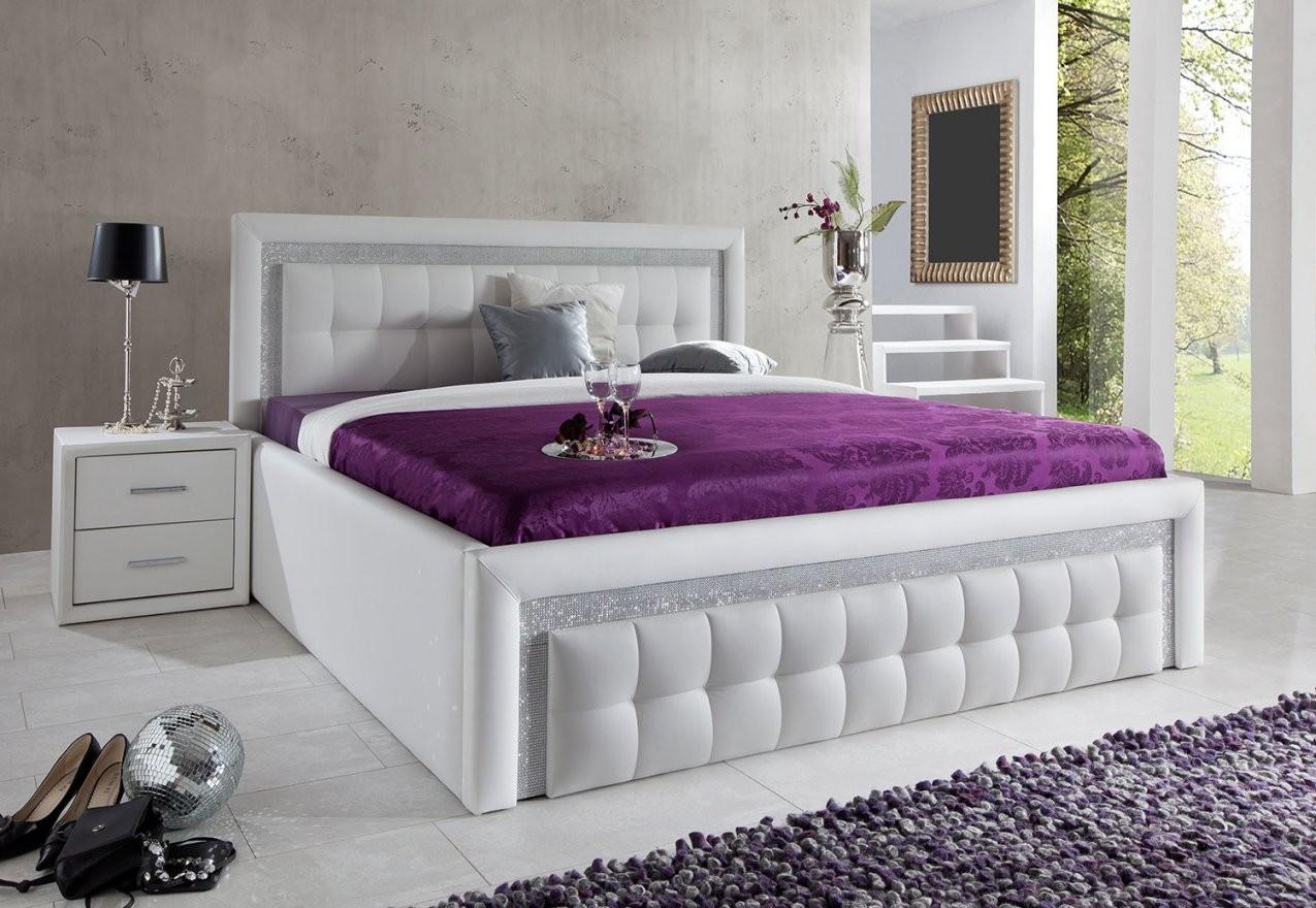 Dilara Polsterbett Marrakesch Mit Bettkasten 140X200160X200 von Französische Betten Mit Bettkasten Bild