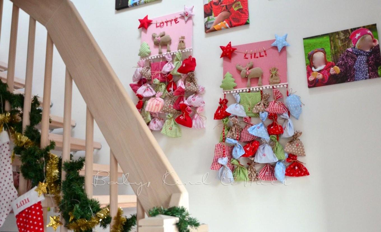 Diy Adventskalender Die 10 Schönsten Ideen  Diy Inspirationen von Baby Adventskalender Selber Machen Bild