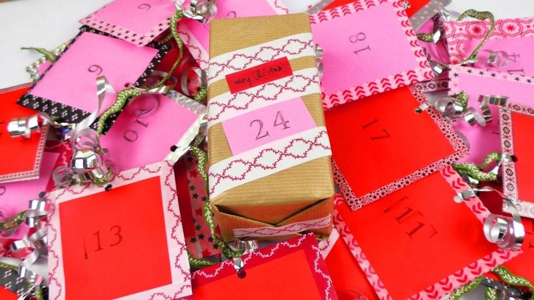 Diy Tee Adventskalender ☕ 24 Tee Überraschungen & Washitape Deko von Adventskalender Tee Selber Machen Photo