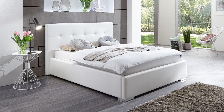 Doppelbett Mit Bettkasten 180X200 Ansprechend Auf Kreative Deko von Bett Mit Bettkasten 180X200 Weiß Bild