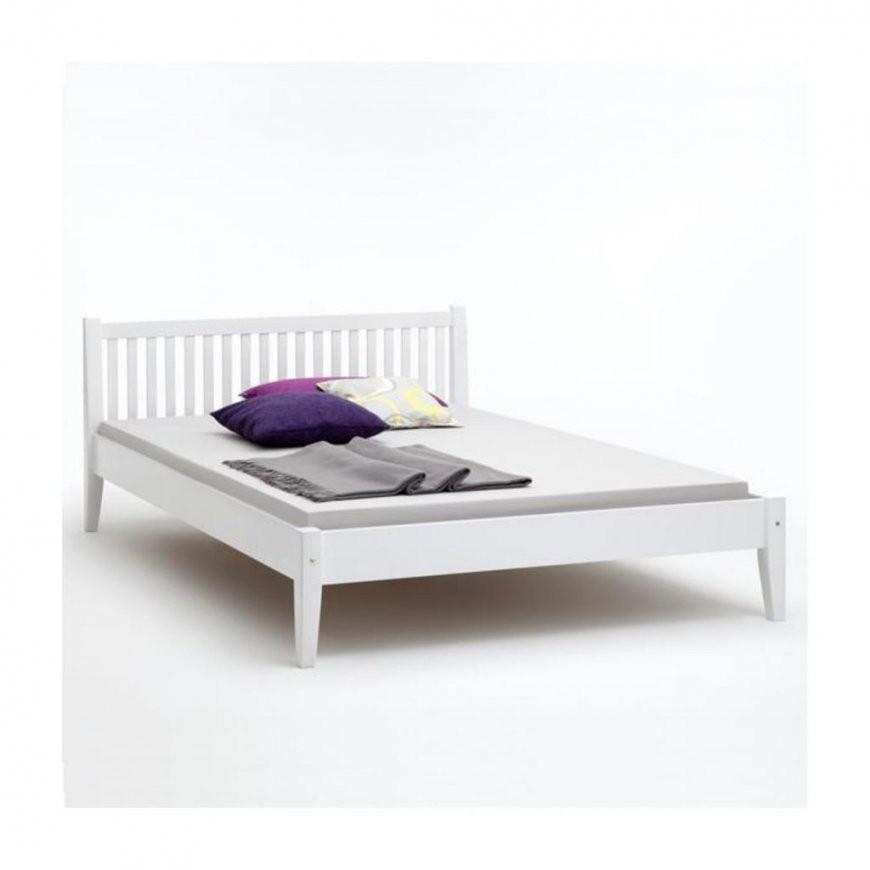 Doppelbett Sonja Buche Weiß 140 X200 Cm  Real von Weißes Bett 140X200 Bild