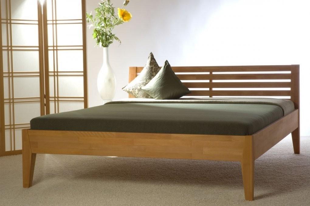 Download Bett Holz 160×200  Indoo Hausdesign von Bettgestell 160X200 Holz Bild