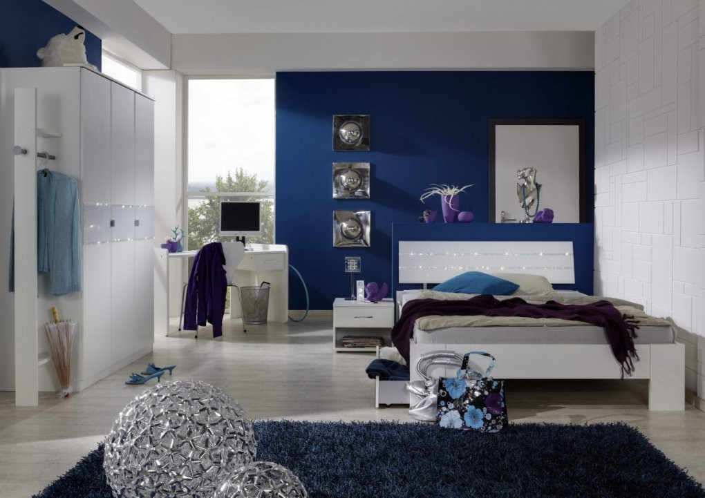 Dreams4Home Jugendzimmer Dunny Komplett Kinderzimmer  Bett Wahlw von Jugendzimmer Bett Mit Bettkasten Photo