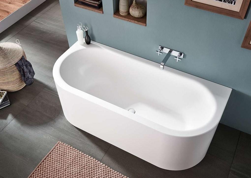 ③ Ideen Für Freistehende Badewanne An Der Wand Von Mauersberger von Halb Freistehende Badewanne Bild
