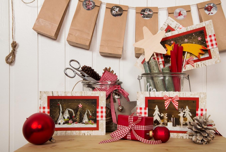 ▷ Adventskalender Selber Basteln  Ideen Und Produkte von Paar Adventskalender Selber Machen Photo