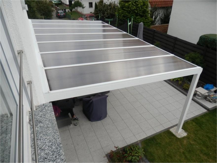 Ehrfurcht Gebietend Terrassenüberdachung Alu Selber Bauen Luxus von Terrassenüberdachung Aluminium Selber Bauen Bild