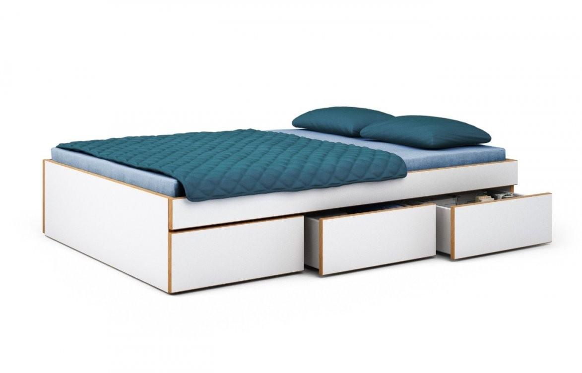 Einfach Bett 120X200 Mit Bettkasten Kirschbaum Josef Günstig Bei von Polsterbett 120X200 Mit Bettkasten Bild