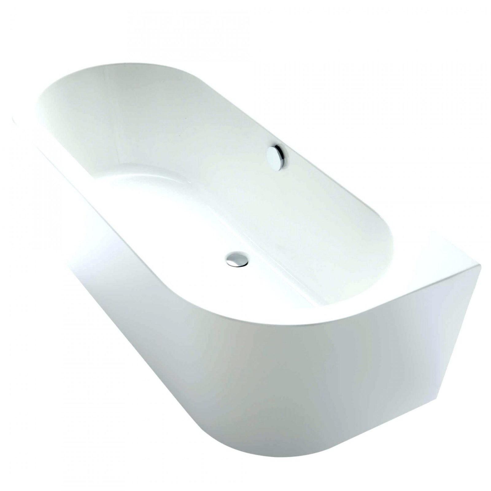 Einfach Freistehende Badewanne Bauhaus Camargue Tao L X B 173 80 Cm von Freistehende Badewanne Bauhaus Bild