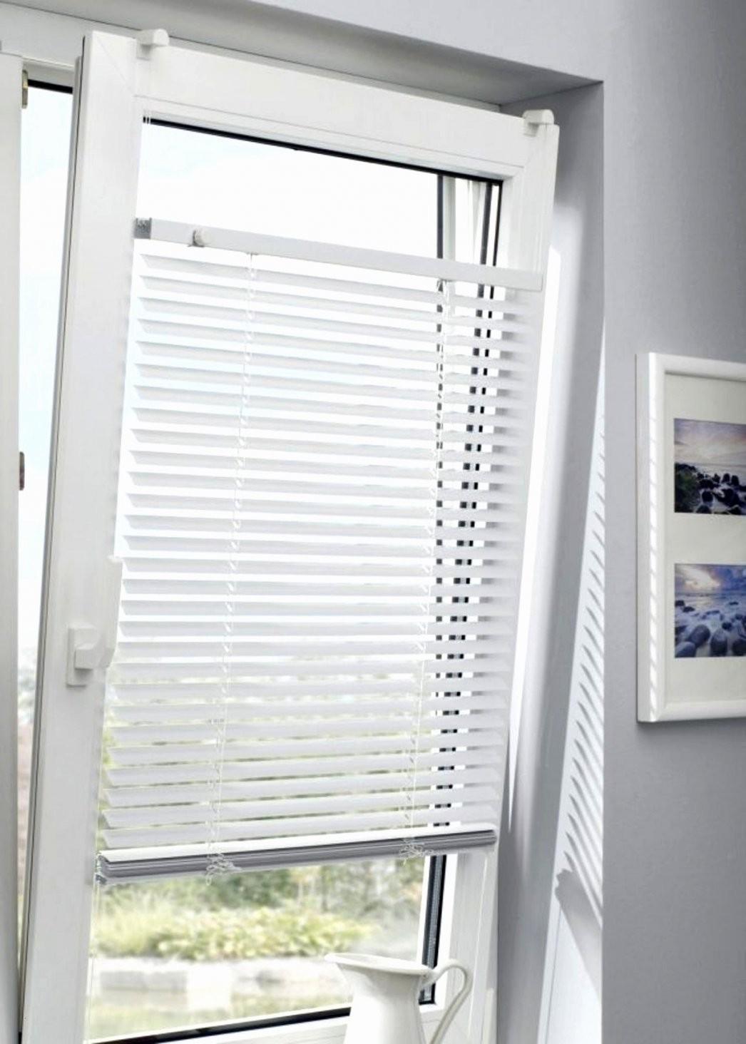Elegant Fenster Jalousien Innen Ohne Bohren  Lapetitemaisonnyc von Fenster Rollos Innen Ohne Bohren Bild