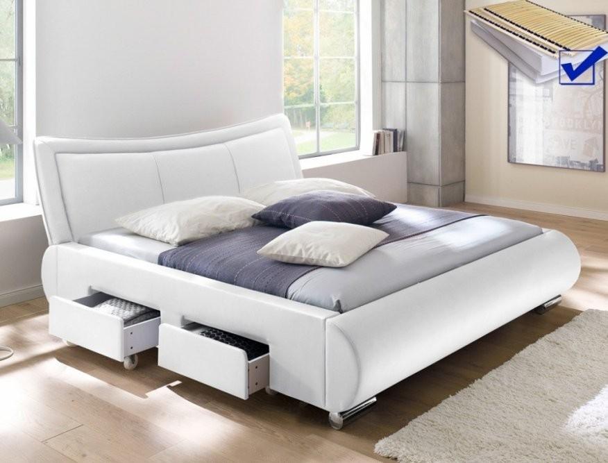 Elegantes Günstige Betten Mit Matratze Und Lattenrost 180×200 Betten von Günstige Betten 180X200 Bild