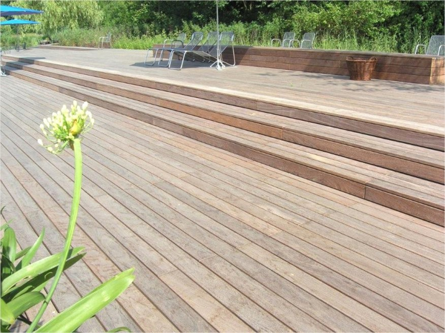Elegantes Terrasse Aus Holz Bauen 38 Handverlesen Terrasse Selber von Terrasse Selber Bauen Unterkonstruktion Bild