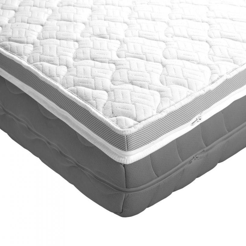 Ergomaxx® Gel Touch® Viskogelschaumtopper (140X200)  Dänisches von Matratzen Topper 140X200 Dänisches Bettenlager Bild