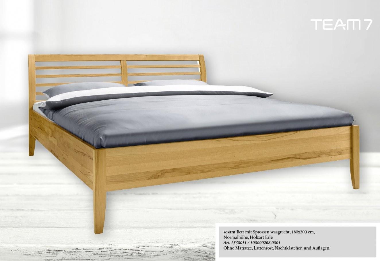 Erholsamer Schlafplatz Mit Betten Von Weko  Weko von Bett 200X200 Mit Matratze Und Lattenrost Bild