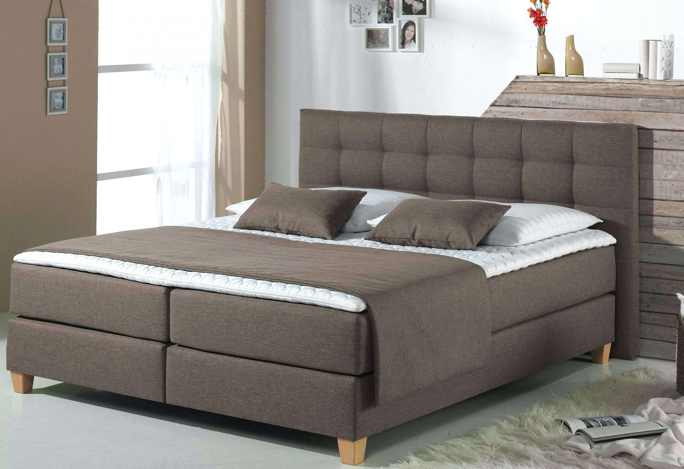 Esposa Boxspringbett Ausgezeichnet Mann Mobilia Bett 200×200 Cm von Boxspringbett 140X200 Baur Bild